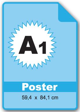 A1 Poster bestellen