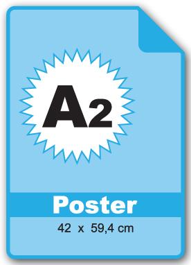 A2 Poster bestellen